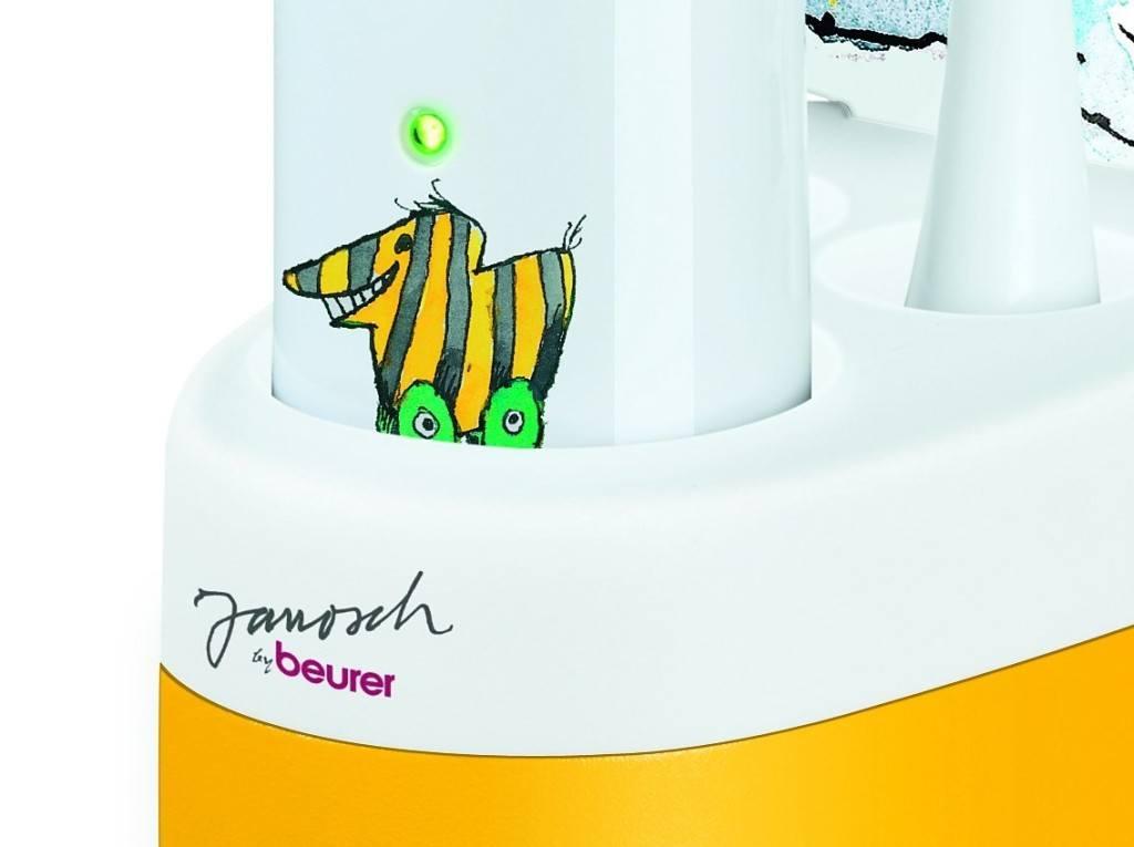 Nützliches Zubehör zu elektrischen Kinderzahnbürsten
