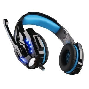 KINGTOP EACH G9000 USB 7.1 Surround Stereo Bässe Gaming Spielen Headset