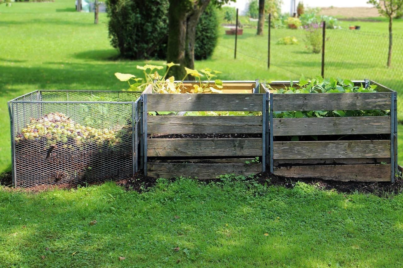 Das offene Kammersystem bei Kompostern