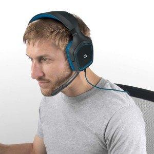 Logitech G430 Gaming Headset für PC und PS4