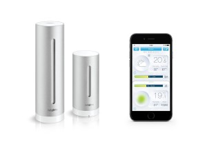 Netatmo Wetterstation für iPhone, Android und Windows Phone