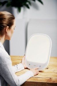 Philips HF3419/01 EnergyUp White (natürliches weißes Licht, 10.000 Lux, Dimmer)