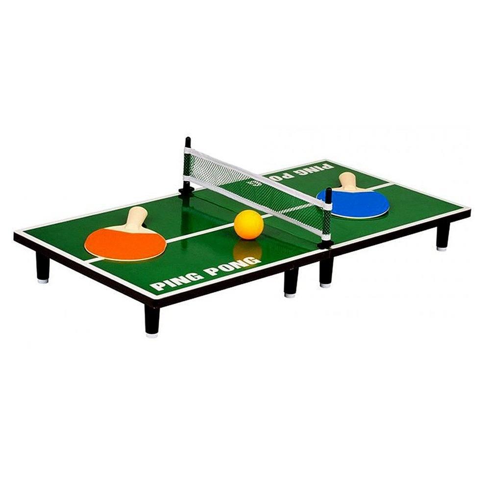 Ping Pong Mini Platte 1