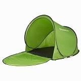 Die Quechua - 2 Seconds 0 XL Strandmuschel grün hat den 6. Platz.