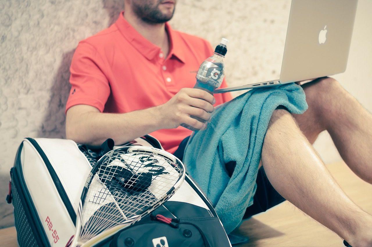 Squash - Die Geschichte der Sportart