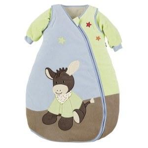 Es gibt verschiedene Arten von Babyschlafsäcken. Ein paar Fakten auf die Sie beim Kauf achten sollten.