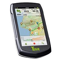 Ganz gleich, ob im Großstadt-Dschungel oder auf abgelegenen Bergpfaden, TEASI one² zeigt den Weg — einfach, zuverlässig und in allen Ländern Europas.