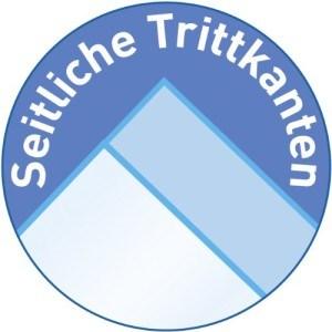"""Button """"Seitliche Trittkanten"""""""
