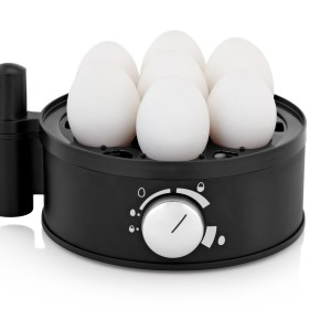 Eier in Eierkocher von WMF