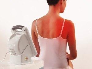 infrarot-lampe-ruecken
