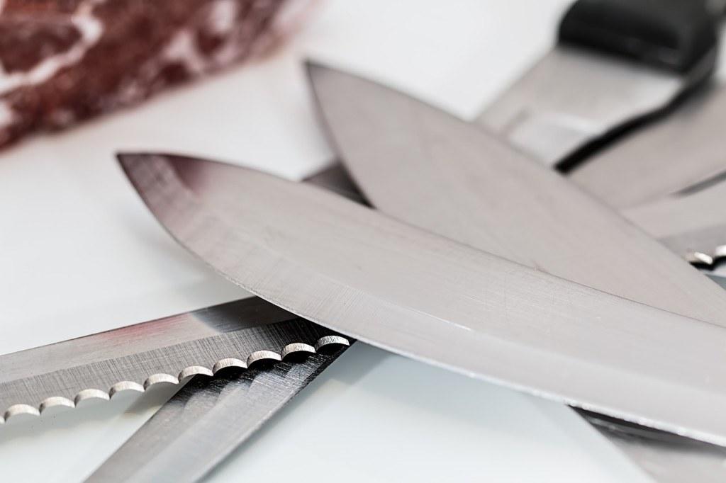 Geschmiedete Messer