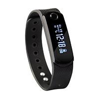 Smarter Activity Tracker mit UV-Index-Anzeige und langer Akkulaufzeit.