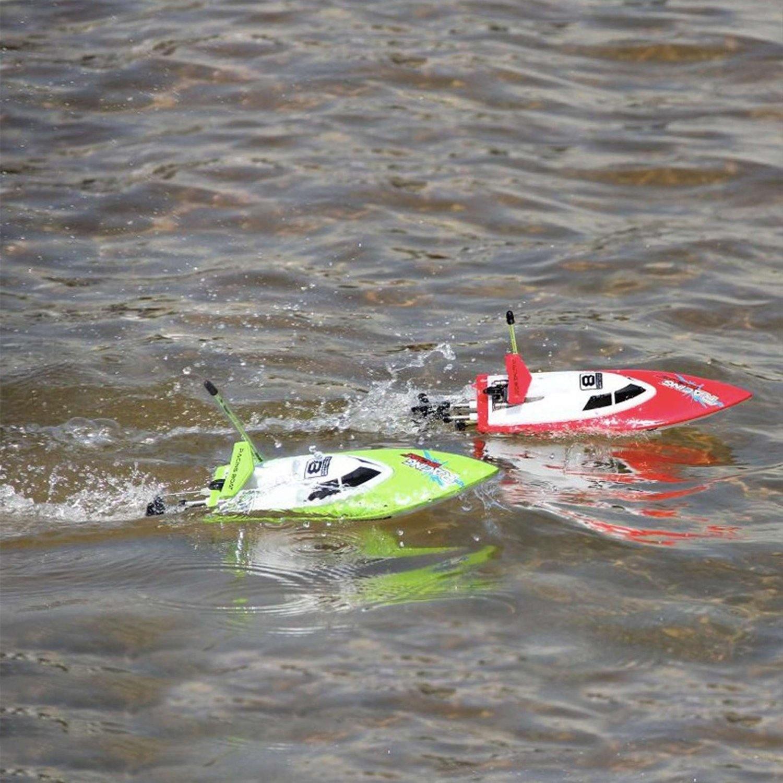 4 Kanal ferngesteuertes RC Speedboot 2