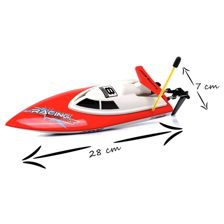 4 Kanal ferngesteuertes RC Speedboot 3