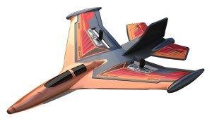 85657 Silverlit X-Twin Jet ferngesteuert 2-Kanal Funk Flugzeug aus EPP , farblich sortiert