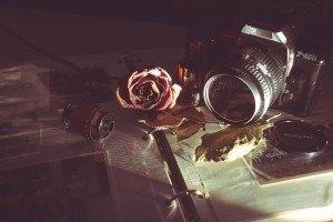 Alte Dias und Nikon