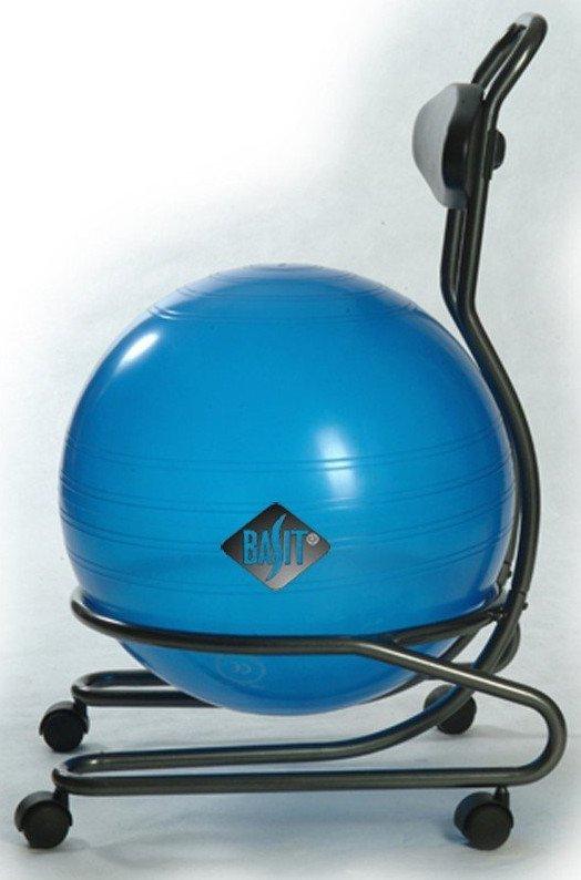 Ballstuhl mit Sitzball