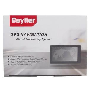 Baytter 7 Zoll Navigationssystem Auto