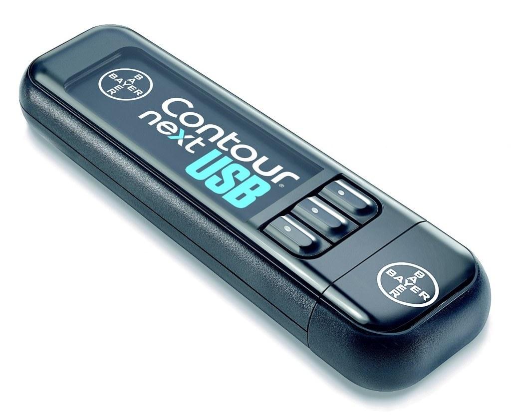 Blutzuckermessgerät Contour Next USB - Onlinekau