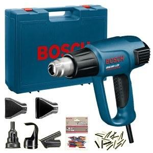 Bosch Heißluftpistolen, +GHG 660 LCD Heißluftgebläse + ZB [Energieklasse A]