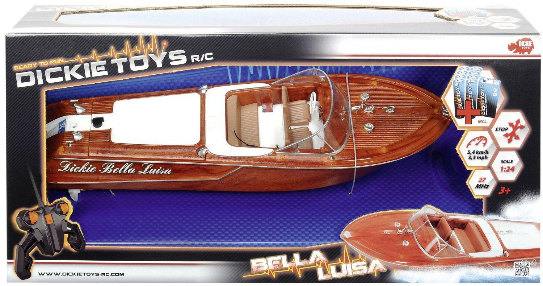 Dickie Spielzeug 201119067 - RC Boat Bella Luisa