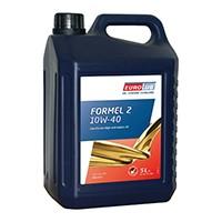 EUROLUB Formel 2 SAE 10W/40 ist ein Leichtlauf-Motorenöl. Erfüllt die Spezifikationen ACEA A3/B4, API SL/CF.
