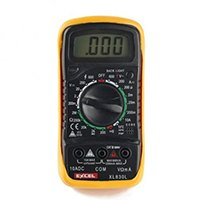 Excel XL830L LCD Digital Multimeter