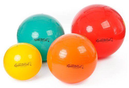 Farben und Formen eines Pezziballs
