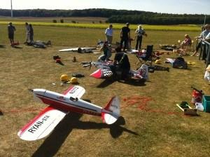 Modellflug-Hobby