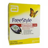 FreeStyle FREEDOM Lite Set mg/dl ohne Codieren, 1 St