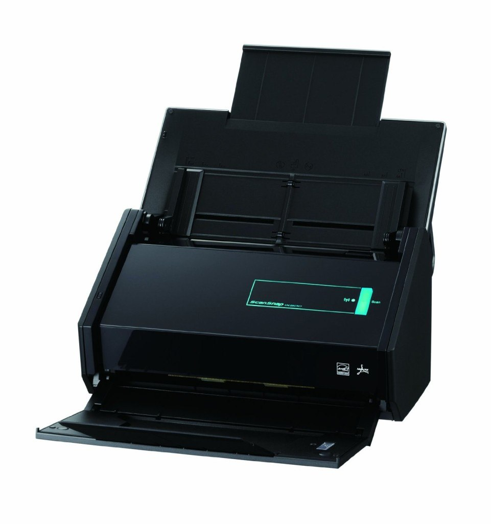 Fujitsu ScanSnap iX500 - unser Vergleichssieger