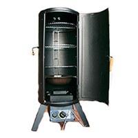 Schließen Sie das Gerät nur an eine handelsübliche Gasflasche an. Der Brenner erhitzt dann die Schale, in die Sie das Räuchermehl geben und erzeugt so den je nach Einstellung gewünschten Rauch.