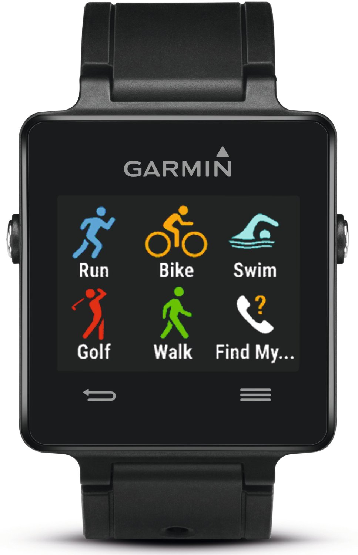 Fitnessarmband mit Display und GPS