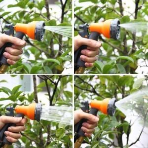 Spritzendüsen-Wasserstrahl