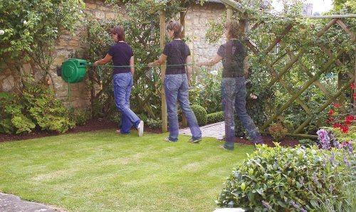 Auszugfunktion Gartenschlauch