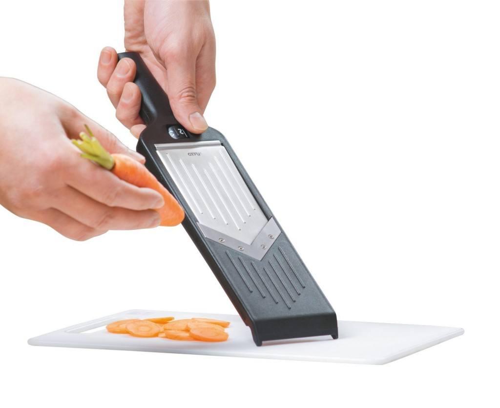 Das Material der Messer