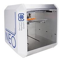 Der German RepRap NEO 3D Drucker im Überblick