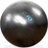 Gymnastikball perfekt um die Balance und Stabilität zu erhöhen, mit<br /> Anti-Burst-System.