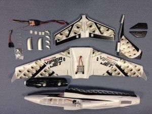 ACME - F4U Corsair - ARF Kit (unlackiert/unpainted) inkl. 3 Servos,agil und wendiges Motorflugzeug!!Ohne Fernsteuerung!! (AA8030)