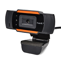 HAVIT USB Pro N5086 Webcam Test