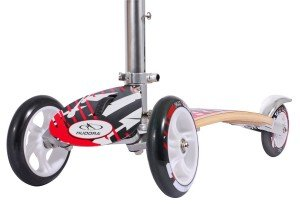HUDORA 10280 - Big Wheel Flex Kinderroller, 144mm