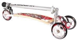HUDORA 10280 - Big Wheel Flex Kinderroller, 144mm
