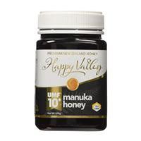 Der Happy Valley UMF 10+ Manuka roher Honig Honey, 500g (17.6oz) belegt Platz 3 im Expertentest 2017