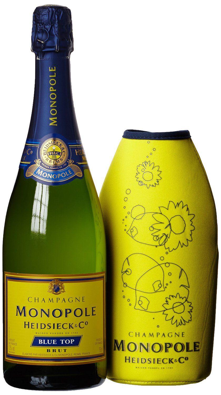 Monopole Heidsieck Blue Top Brut Champagner