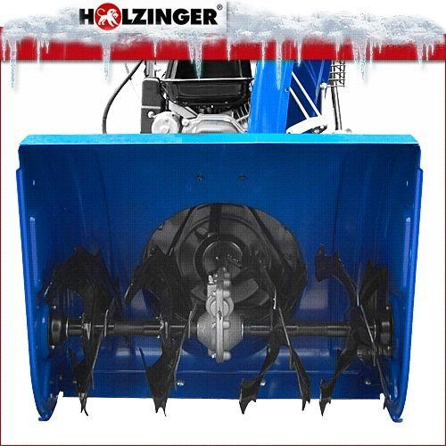 Holzinger Benzin Schneefräse