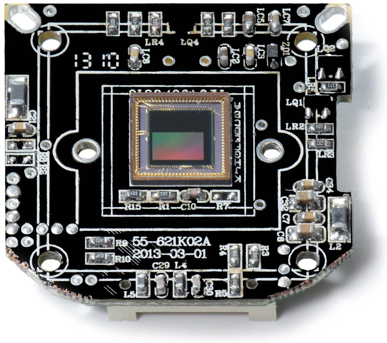 Instar IN 6012HD PCB