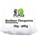 KAS - Berliner Tiergarten - Rasenmischung Saatgut für Grünflächen (10kg)