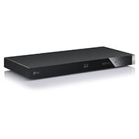 3D-Blu-ray-Player mit LG Smart TV, DLNA und Unterstützung externer Festplatten 3D Blu-ray-Player mit LG Smart TV, DLNA und Unterstützung externer Festplatten.