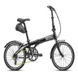 MINI-Folding-Bike-Black