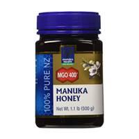 Der Manuka Honig MGO 400+ aus Neuseeland, 500g ist unser Vergleichssieger 2017